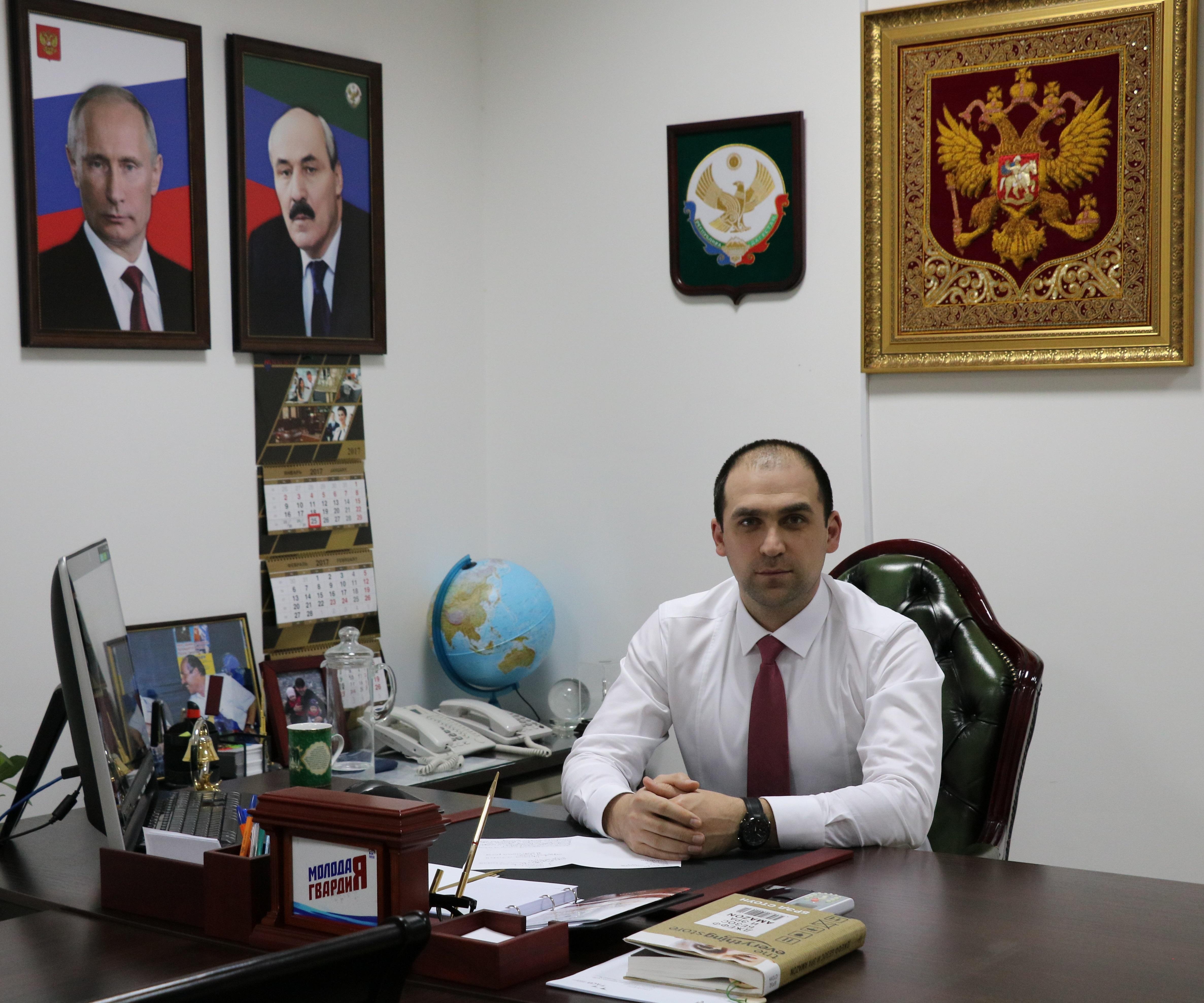 Заур Курбанов
